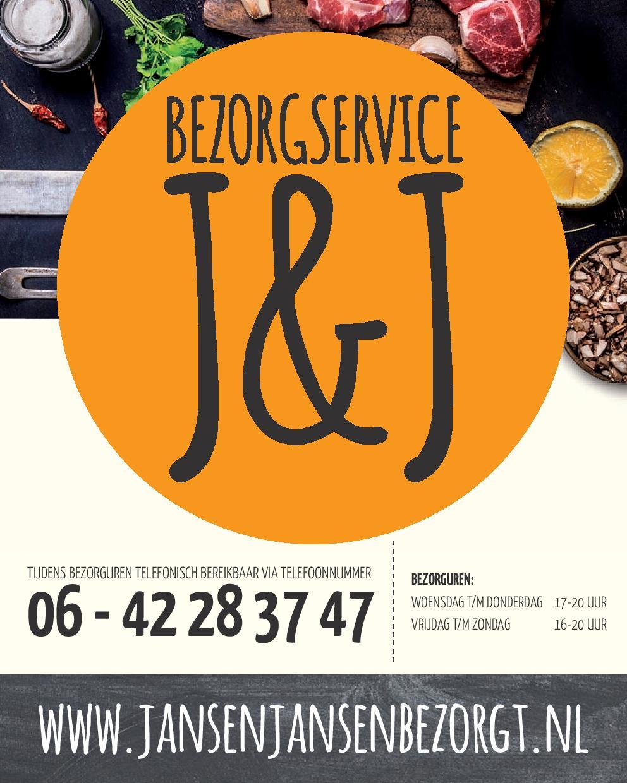 J&J bezorgt - Hengelo Gelderland